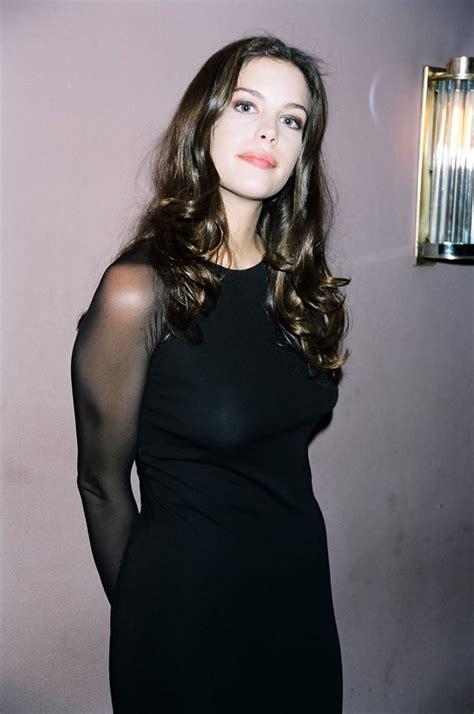 Liv Tyler   Coolest Female Celebrities of the 1990s