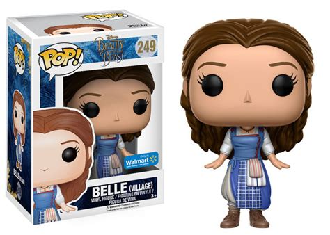 The Beauty And The Beast - Belle Village - figurine POP