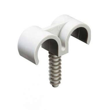 25 fixations pour gaine D20 ING FIXATIONS Fix-ring Elec