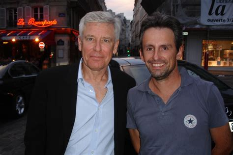 Adam Clayton Photo with RACC Autograph Collector All-Star