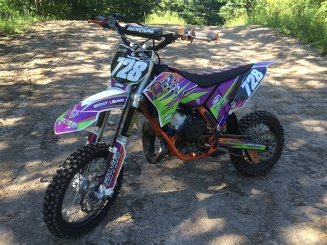 2012 KTM 65/80cc - One of a kind--> - For Sale/Bazaar