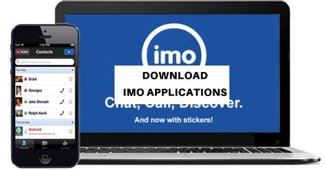 IMO Messenger 2020 APK for Android/PC- Download