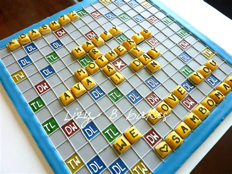 Lizy B: Tutorial - Sugar Cookie Scrabble Board - Part 1
