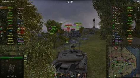 Download Aslain's ModPack for WoT 1