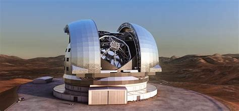 Coming Soon: World's Largest Optical Telescope - Universe