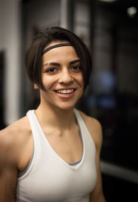 Student competitor: 'Cute doesn't matter at the gym