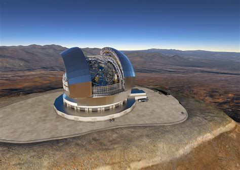 ESO signs largest ever ground-based astronomy contract for