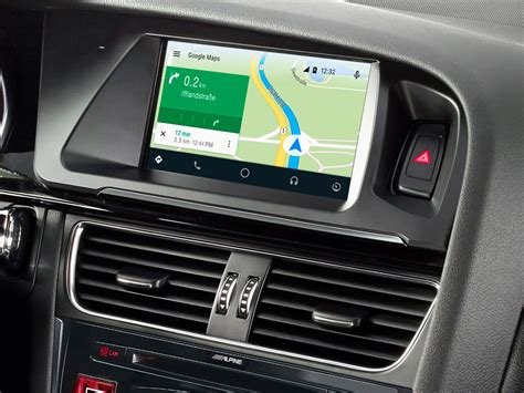 7-inch Touch Screen Navigation for Audi A4 with TomTom