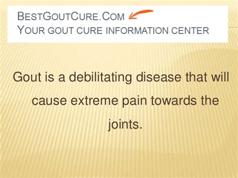 What is gout – Signs and Symptoms of gout and how to treat