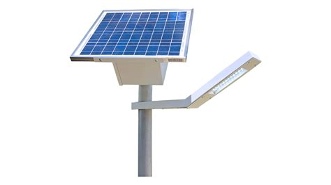 10W LED Solar Park & Pathway Lighting - Lighting Equipment