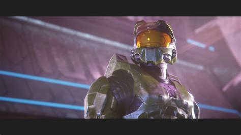 Master Chief Halo 2 Anniversary Cutscenes Remastered by
