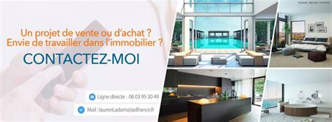 IAD France - Laurent Adam Sens, Avis Mandataire immobilier