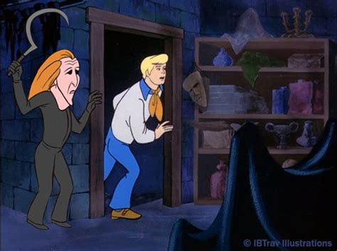 Curtains! Chucky! The Creeper! More Scooby-Doo Lost