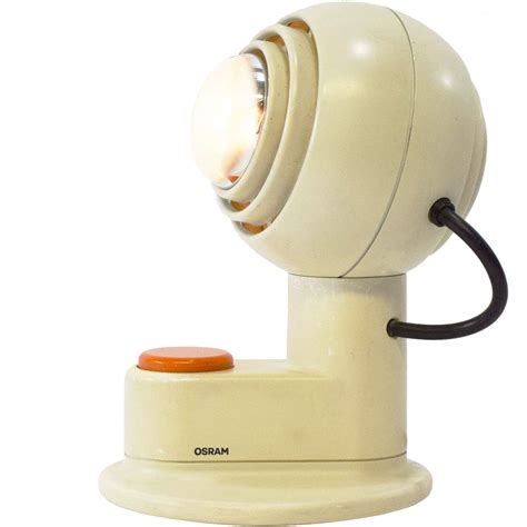 OSRAM Concentra Agilo Table Lamp –Vintage Info – All About