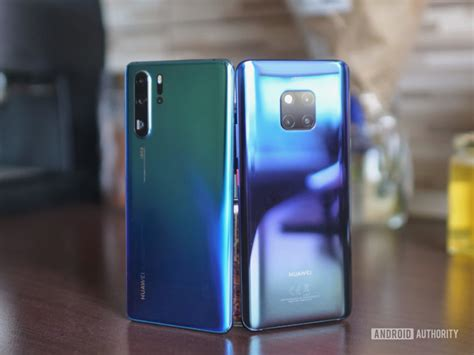 Huawei P30 Pro vs Mate 20 Pro: Is the better camera worth