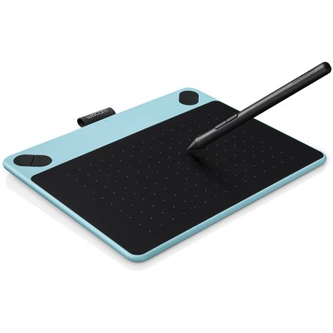 Wacom Intuos Comic Pen & Touch Small Tablet CTH490CB B&H