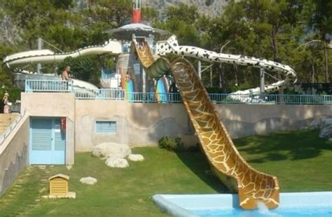 Waterpark - Picture of Liberty Hotels Lykia, Oludeniz