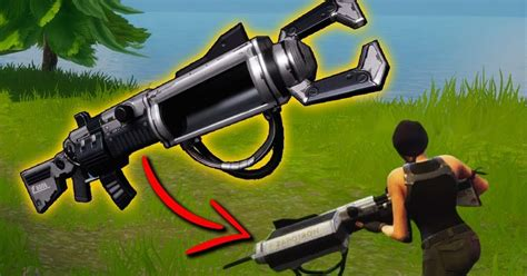 Top 5 Best Vaulted Weapons In Fortnite Battle Royale