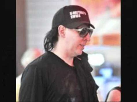 New and rare Photos of Marilyn Manson (2010) - YouTube