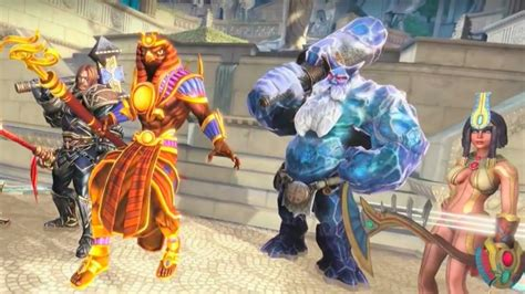 Smite Videos, Movies & Trailers - Xbox One - IGN