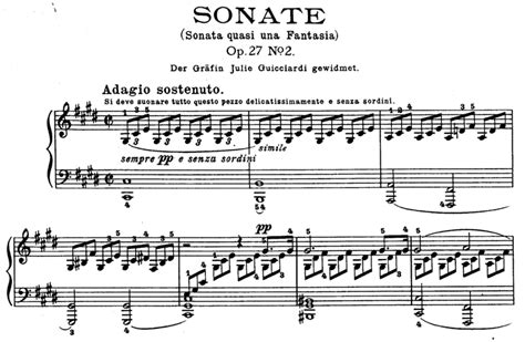Moonlight Sonata - What Tempo is Best?
