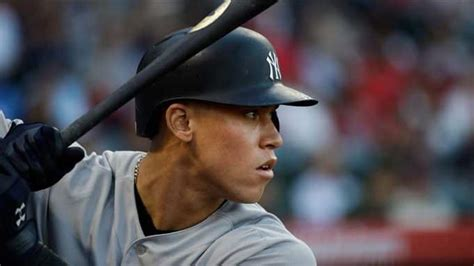 New York Yankees video: Aaron Judge launches 1st home run