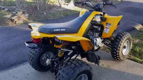 Can-Am Renegade 570 4 week review - YouTube