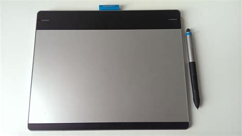 Intuos Pen & Touch Tablet Review