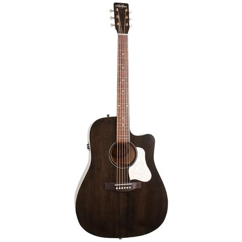 Art & Lutherie Americana Faded Black CW QIT - Guitare